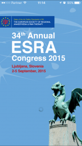 kenes group, congresses, esra 2019, regional anaesthesia, pain management